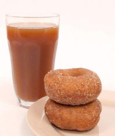 Vermont Apple Cider Donuts Recipe -- Yankee Magazine
