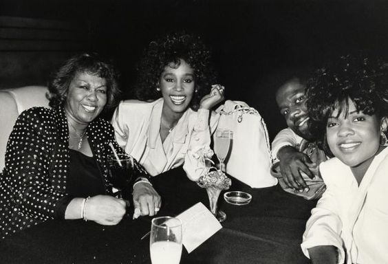 Cissy Houston, BeBe Winans, CeCe Winans