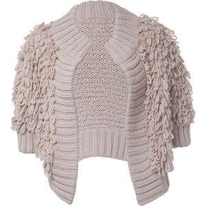 Afbeeldingsresultaat voor knit bolero