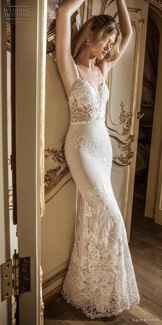 """Save Galit Robinik 2019 Wedding Dresses — """"The Princess"""" Bridal Collection"""