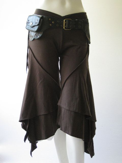 Ananda Pant in Brown
