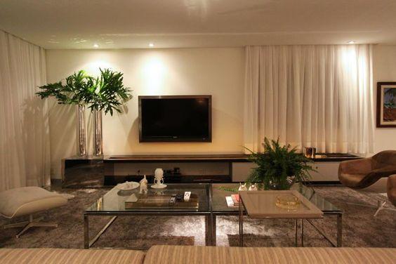 Santos & Santos Arquitetura - 81 | 3081 5900 - apartamento | área social