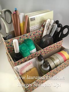 Stampin' Up! UK Demonstrator Laura Mackie: