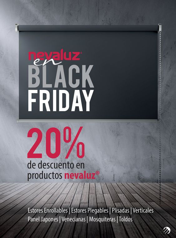 Curtains Ideas black friday curtains : BlackFriday, 20% descuento en todos nuestros estores, cortinas ...