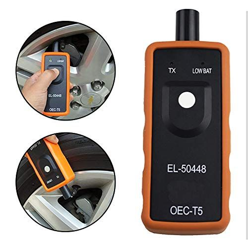 Universal TPMS Reset Relearn Auto Tire Pressure Activation Tool For Car Vehicle