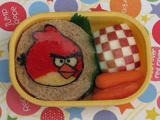 <3 Angry Bird