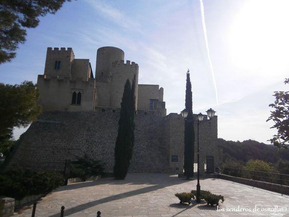 Castillo de Castellet, Barcelona