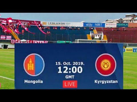 Mongoli Vs Kyrgyzstan Live Football Goruntuler Ile