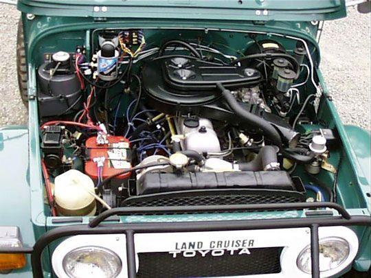 FJ40 Engine Pictures Thread | IH8MUD Forum