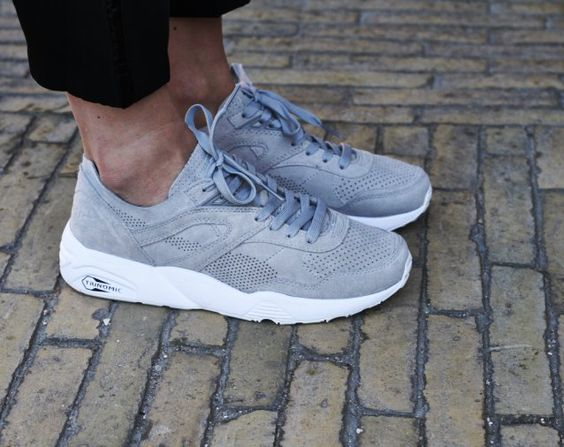 basket puma r698 rose