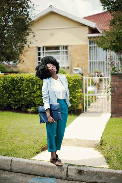 The Quirky Stylista (Funeka Ngwevela)