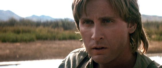 Emilio Estevez played Billy the Kid in Young Gunsl