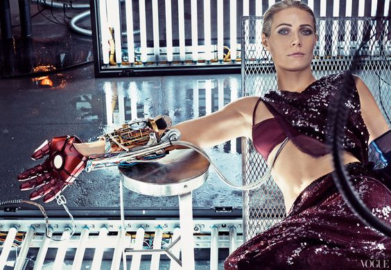 Vogue, May 2008