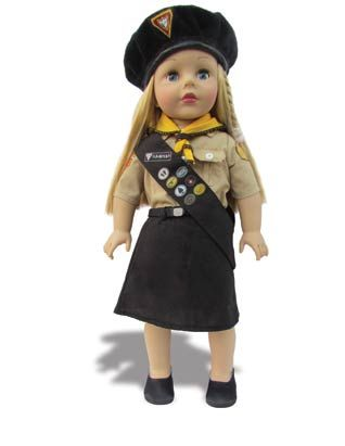 18 inch doll, Volunteers and American girls on Pinterest