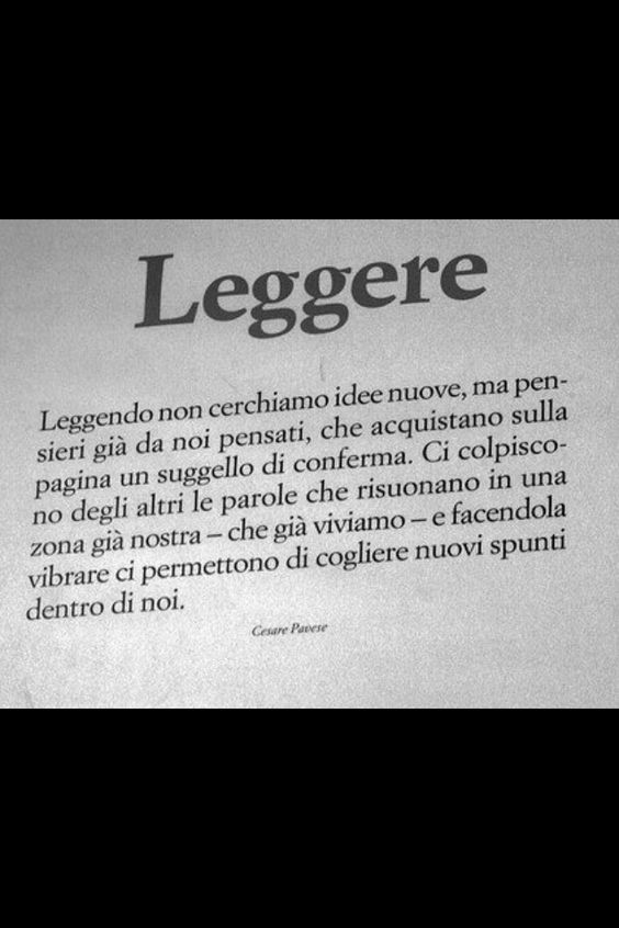 Leggere di Cesare Pavese