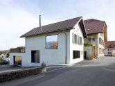 Haus Cosandier, Umbau