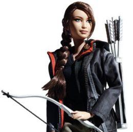 Katniss Barbie!