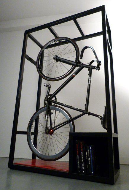Para la bici y el horgar
