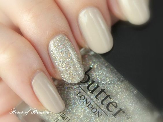p2 Sandy Time , Butter London - Fairy Cake
