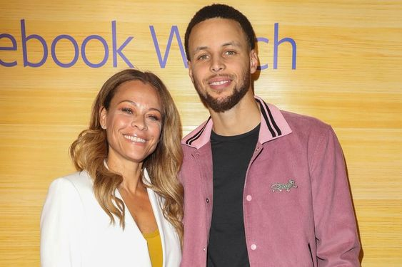 Steph Curry Says He Gets His 'Grit' from His Mom | PEOPLE.com