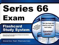 Series 66 Exam Flashcard Study System