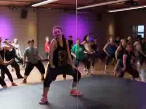 Cool Down Quot Dance Hall Queen Quot By Robyn Zumba Dance Fitness