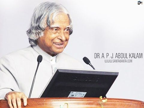 Abdul Kalam – Former President and the great Scientist of India