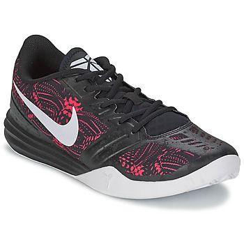 Nike - KB MENTALITY Schwarz / Rot: Play it like Michael Jordan! Diese #Basketballschuhe mit dem Namen Kb Mentality von der Marke Nike werden Sie begeistern!