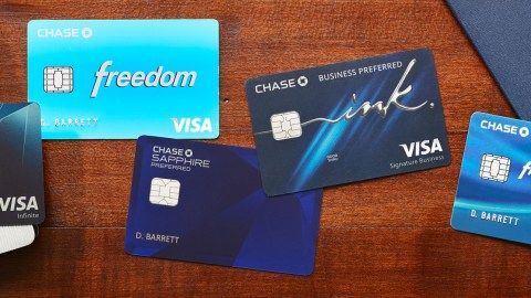 Chase S 5 24 Rule Everything You Need To Know The Points Guy Corporate Credit Card Business Credit Cards Credit Card