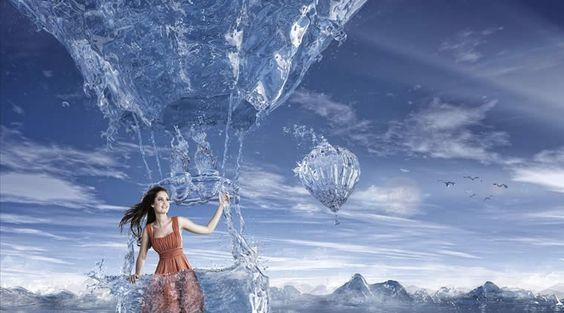 Pixologic ZBrush Gallery: Water Worlds Aquariana