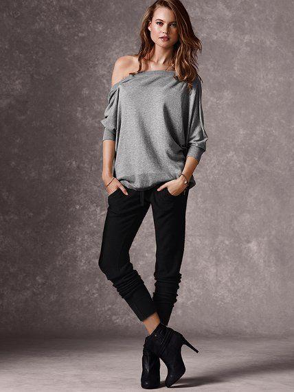 Reversible Sweater Top