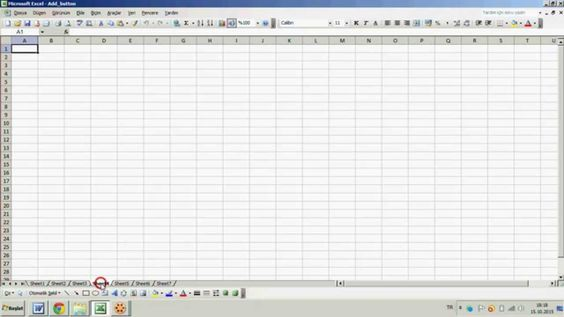 how to create a listview in excel 2013 vba