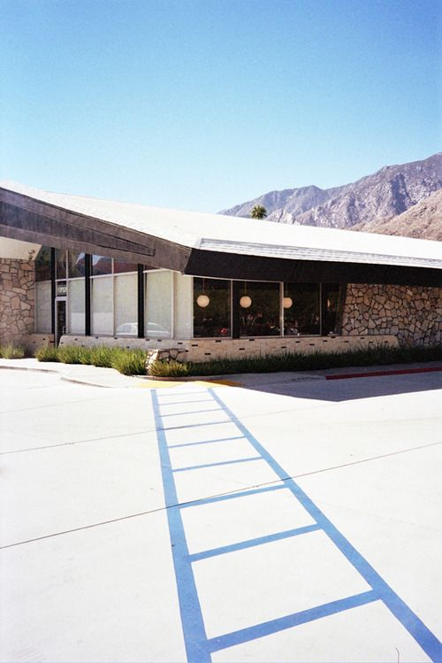 Ace hotel, palmspring, october 2012 by Quentin de Briey