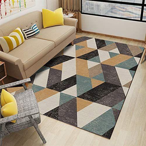 ommda tapis salon design moderne
