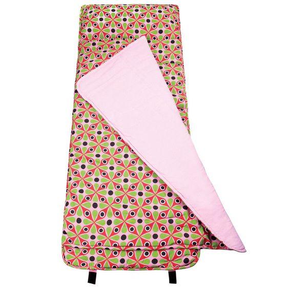 Kaleidoscope Pink Nap Mat