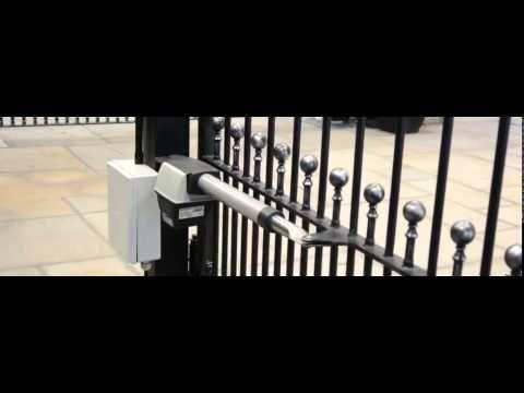 HC 300 ML Electric Gate Opener.   #WroughtIron #Iron #DrivewayGates #Metal #EstateGates #Drive #Garden #Bespoke #Custom #Designer #Modern #Vintage #Contemporary #Entrance #Sliding #Architecture #Privacy #Entry #Victorian #Outdoor #Traditional #Gates #Opener #Slider  https://www.youtube.com/watch?v=GgtukcKpqp8