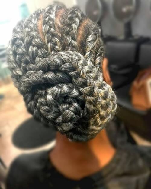 Frisuren 2020 Hochzeitsfrisuren Nageldesign 2020 Kurze Frisuren Natural Hair Styles Grey Hair Braids Hair Styles