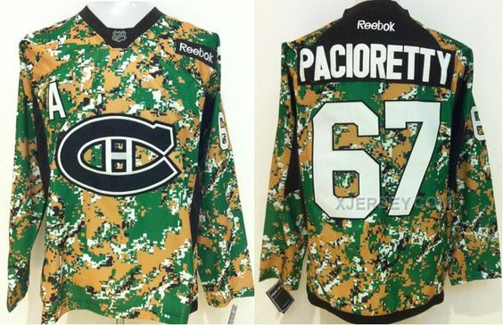 http://www.xjersey.com/canadiens-67-max-pacioretty-digital-camo-veterans-day-reebok-jersey.html Only$50.00 CANADIENS 67 MAX PACIORETTY DIGITAL CAMO VETERAN'S DAY REEBOK JERSEY #Free #Shipping!
