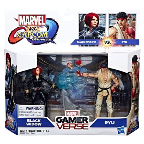 Marvel Gamerverse 3 3//4-inch Action Figures 2 figure pack