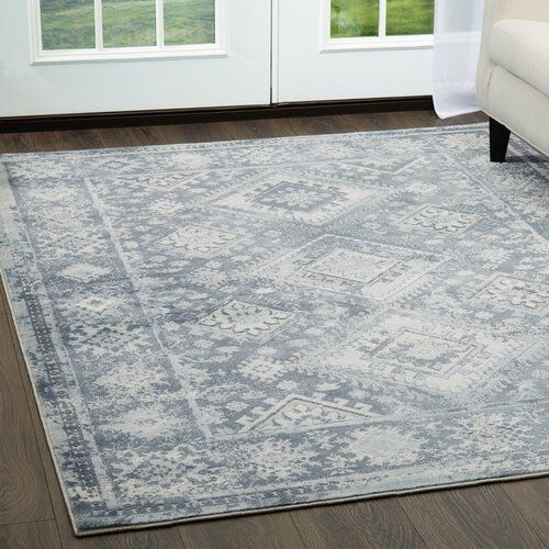 Mahn Blue Gray Area Rug Area Rugs Light Blue Area Rug Rectangular Rugs