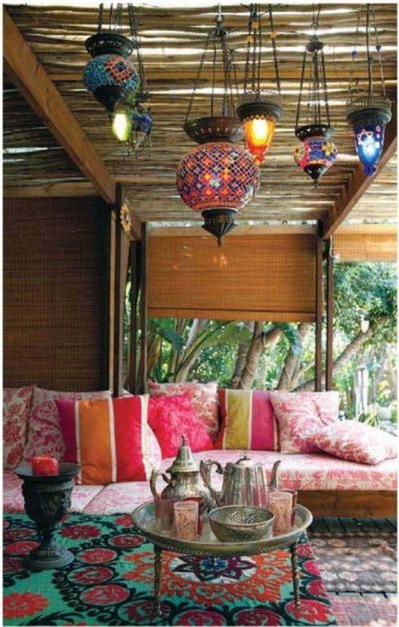 lampes marocaines conception créative