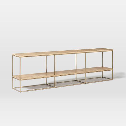 Industrial Modular Bookcase Furniture Bookshelves Modern Furniture