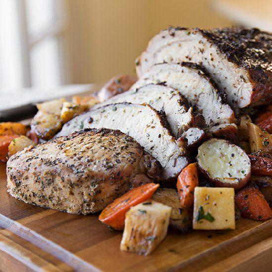 ... pork vegetables root vegetables best recipes pork loin roots recipe
