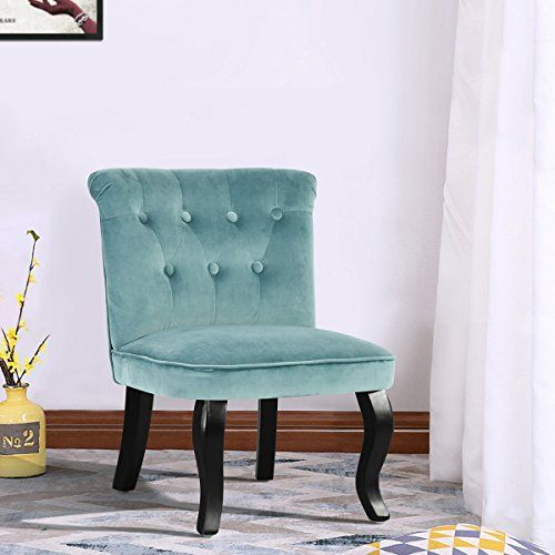 Homy Casa Set Of 2 Accent Chair Single Chair For Living Room Leisure China Soft Padded Chias Blue Brown Pink Can Choos Living Room Chairs Chair Accent Chairs