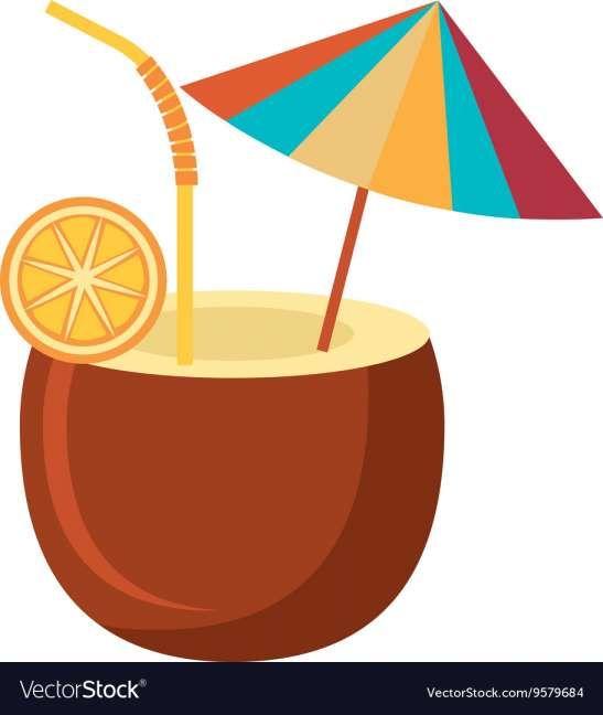 15 Coconut Drink Vector Coconut Drinks Coconut Coconut Water Drinks