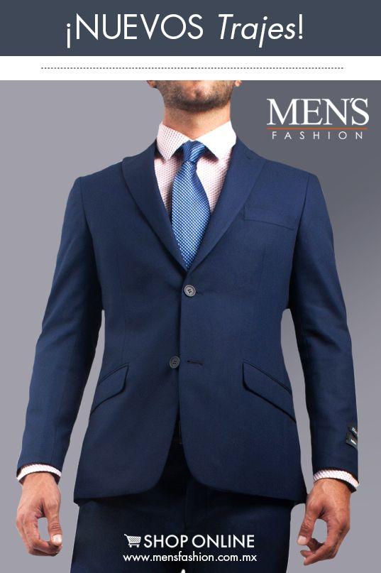 Nuestros #trajes son de diversos tonos y estilos, checa los lanzamientos que tenemos para ti. #MenInMotion #FashionMen #MenStyle www.mensfashion.com.mx