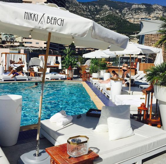 #FairmontMonteCarlo #Fairmont  #monaco #NikkiBeach #pool #summer #perfect #food #restaurant #hotel