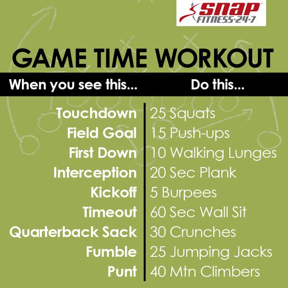 Workout Games: It's Been Another Exciting Season Of College Football, And