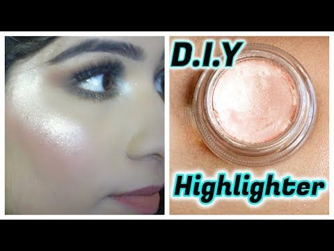 D I Y Liquid Highlighter Spray Wilsondelrey Dulce Makeup Magazine In 2020 Highlighter Makeup Cream Highlighter Highlighter