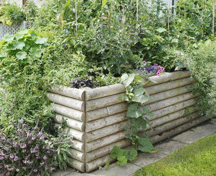 hochbeet bauen und bepflanzen so geht 39 s garten. Black Bedroom Furniture Sets. Home Design Ideas